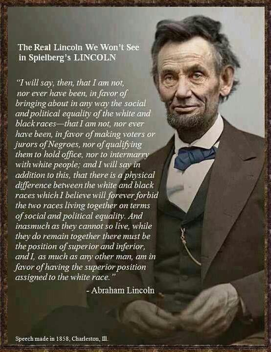 Image result for lincoln tyrant